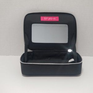 Bare Minerals Cosmetic Mirrored Hard Case